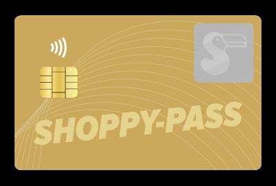 Bestellung SHOPPY-PASS und Shoppy-Newsletter